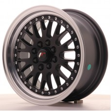 Japan Racing JR10 15X7 ET30 4x100/108 Gloss Black