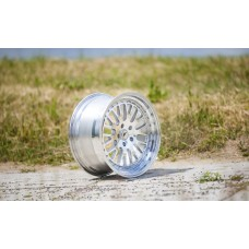 Japan Racing JR10 18X8.5 ET40-45 PCD Mach Silver