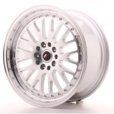 Japan Racing JR10 15X7 ET30 4x100/108 Mach Silver