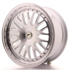 Japan Racing JR10 15X7 ET30 PCD Mach Silver