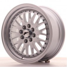 Japan Racing JR10 15X7 ET30 4x100/108 Silver